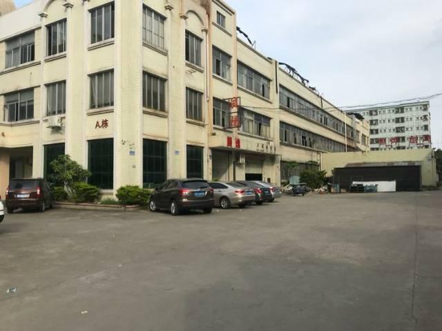厚街镇家具大道旁边原房东独栋厂房招租