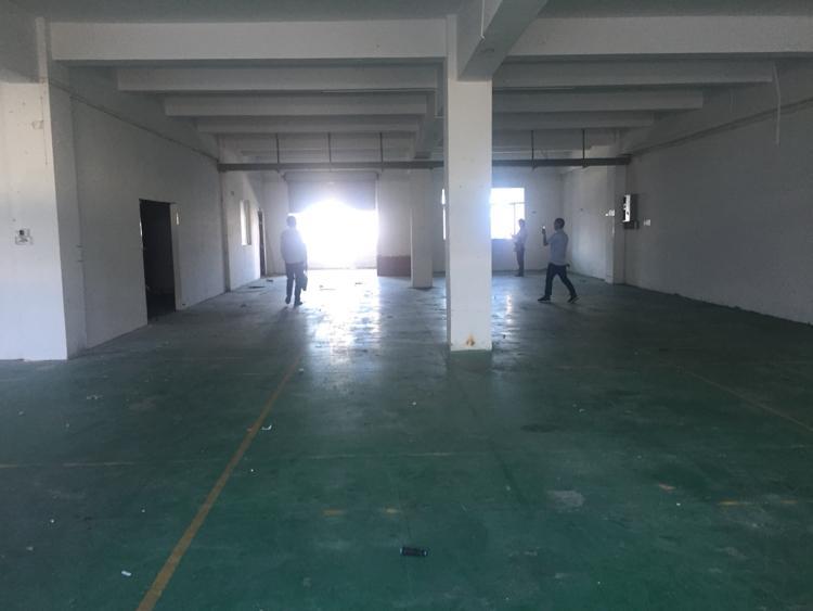 浮岗村,二楼650平,带现成办公室和地坪漆