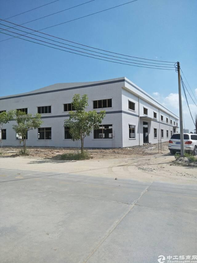 石湾独院单一层厂房4000平米,宿舍800