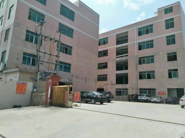 杨屋107国道边独门独园 二楼660平米四楼2100平米