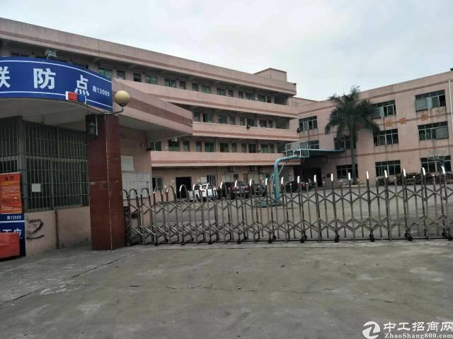 厚街三屯工业园独院厂房招租