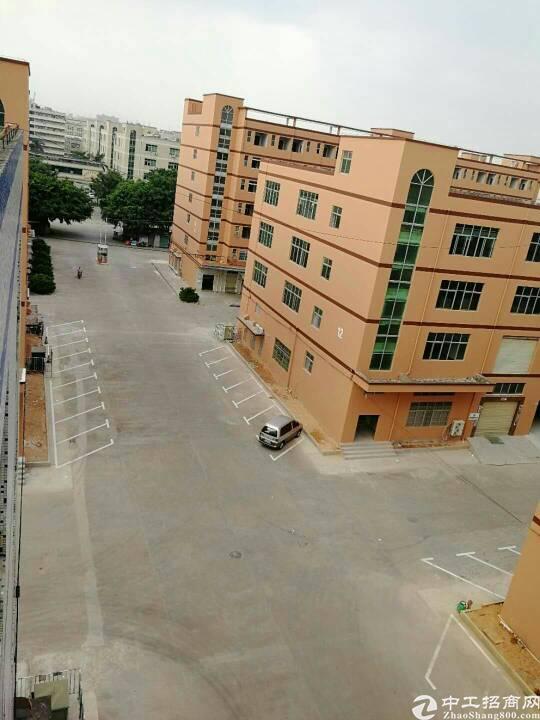 福永沿江高速口3楼2500平米厂房出租
