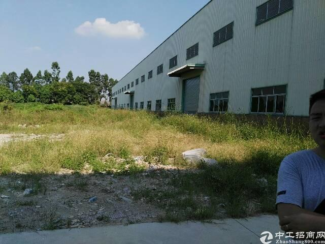 高埗镇独门独院新出单一层钢构厂房出租
