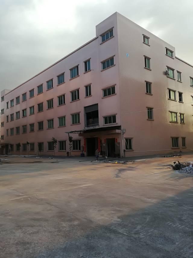 大岭山大型工业园标准厂房层高6米1500平方厂房出租-图2