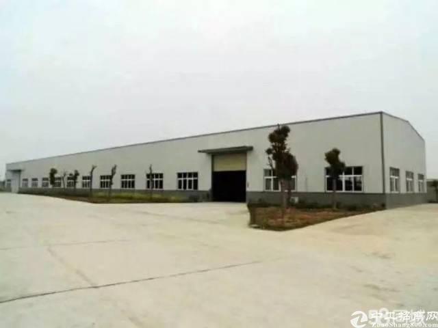 横沥镇新出4800平方独门独院钢构厂房