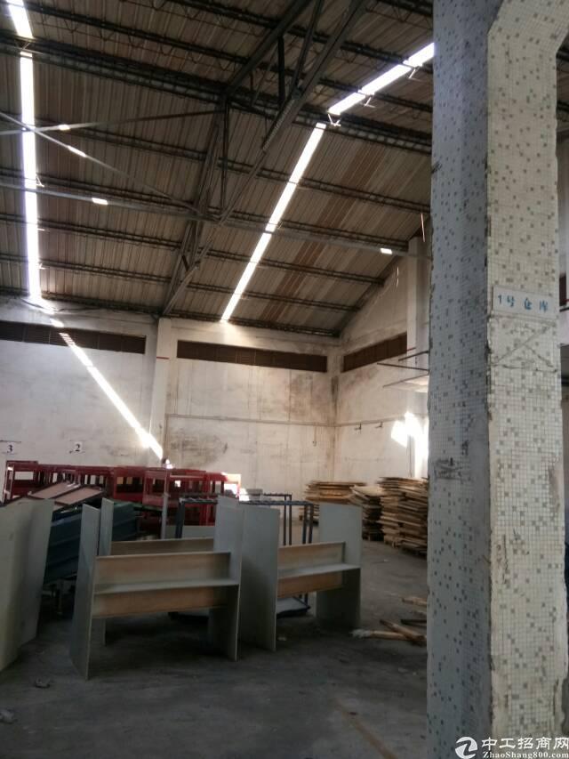 清溪单一层砖墙钢构厂房780㎡出租