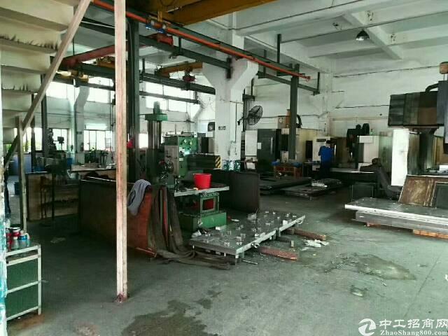 沙井107国道边一楼带阁楼厂房650平方