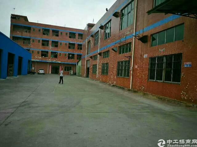 原房东,独院厂房1-3层3500²米