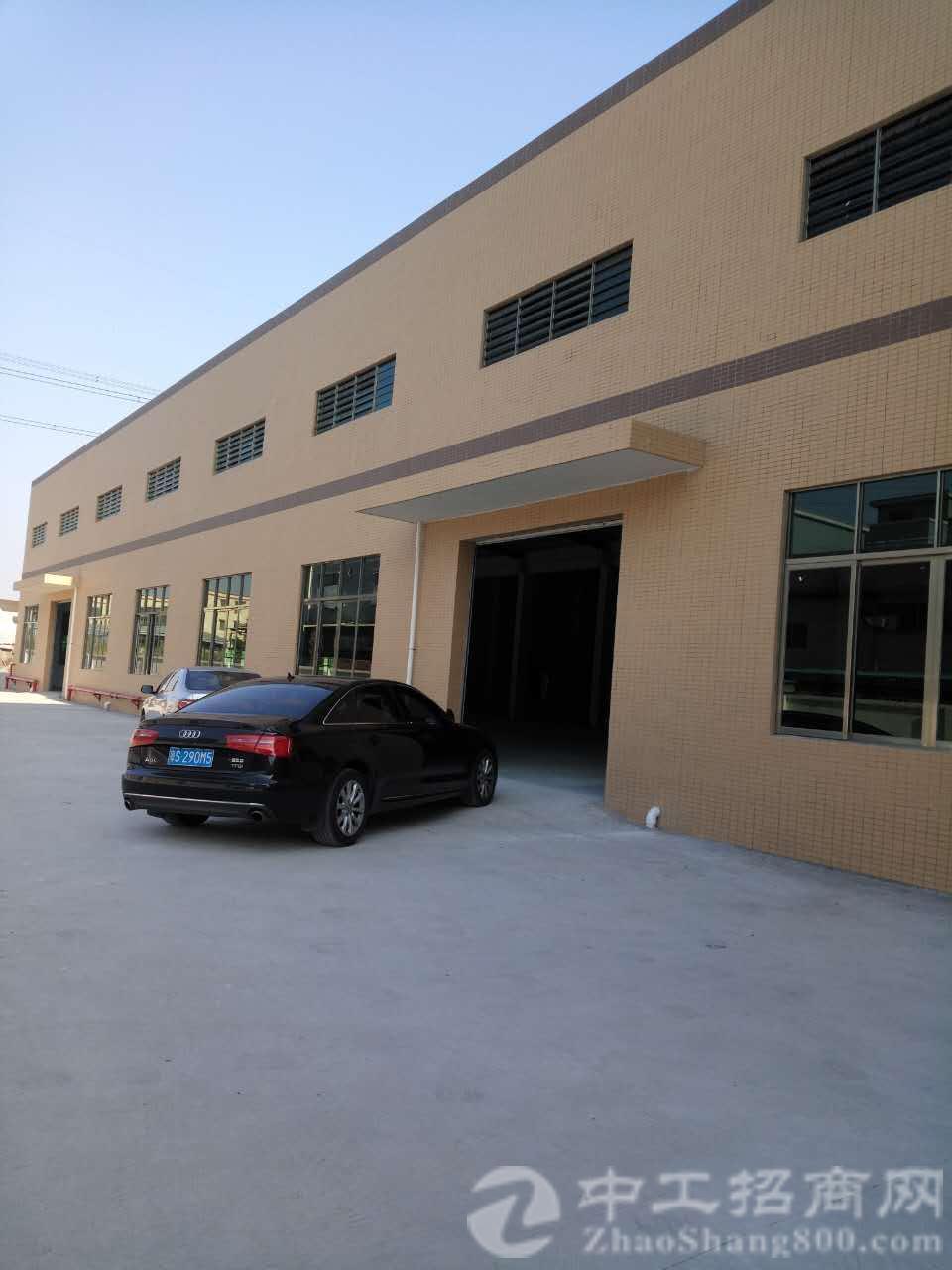 茶山南社独院单层一厂房5000平方,滴水8米,带消防喷淋