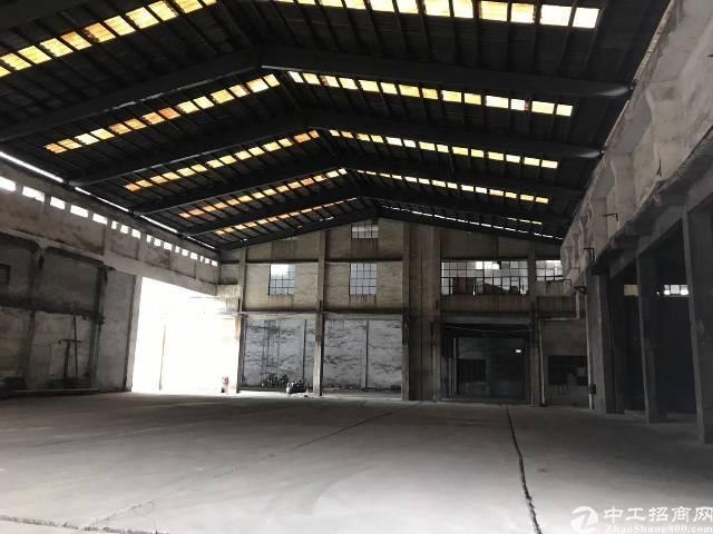 常平新出17高独院钢构单一层厂房带现成行车!-图3
