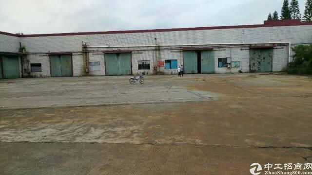 龙岗五联重工业钢构25000平方米招租