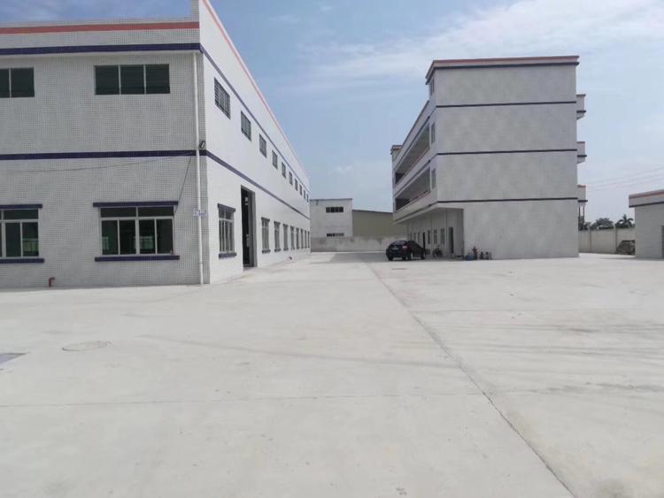 出租横岗安良8000平钢构厂房带牛角滴水10米