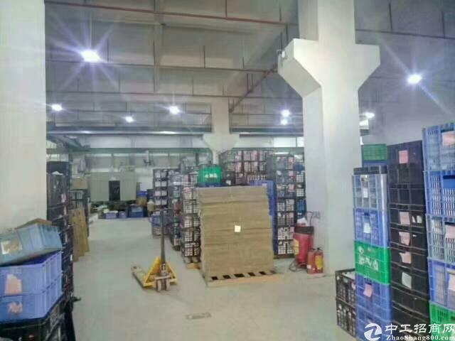 寮步标准厂房可分组一楼580平方