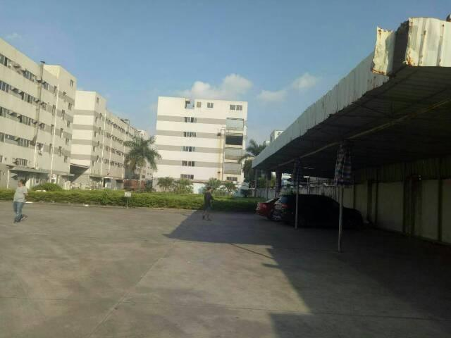 出租沙井壆岗工业区独栋12500平米厂房