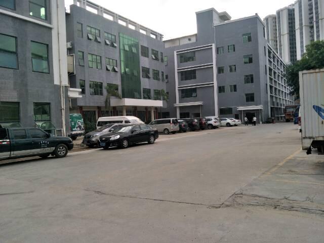 龙华民治地铁口、民兴工业区独院厂房4000平米
