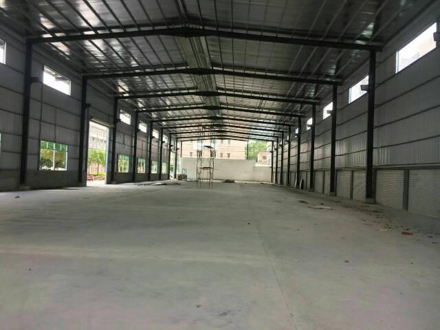 10米高的钢构厂房