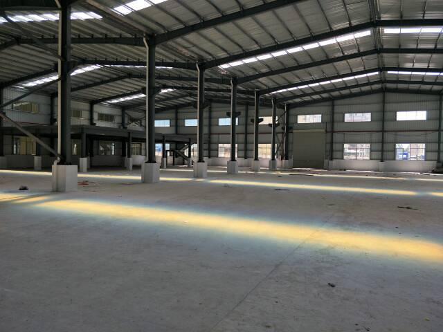 钢构厂房3000平方出租