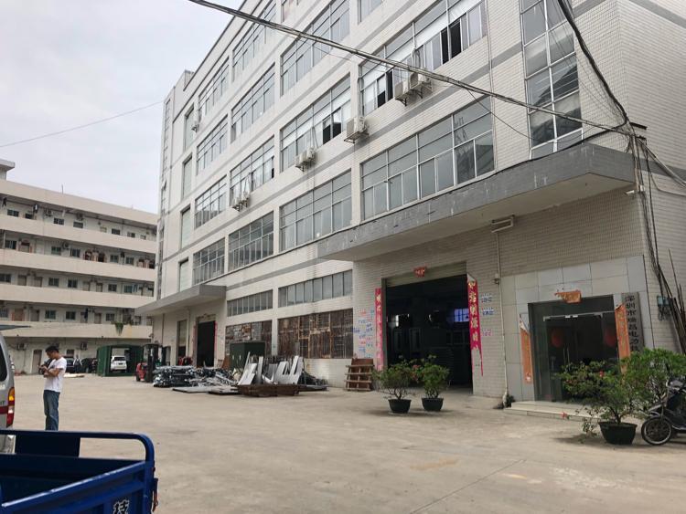 公明南光高速出口北环路边独栋厂房7500平米招租