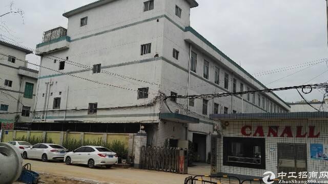 公明玉律三层独院带装修厂房出租