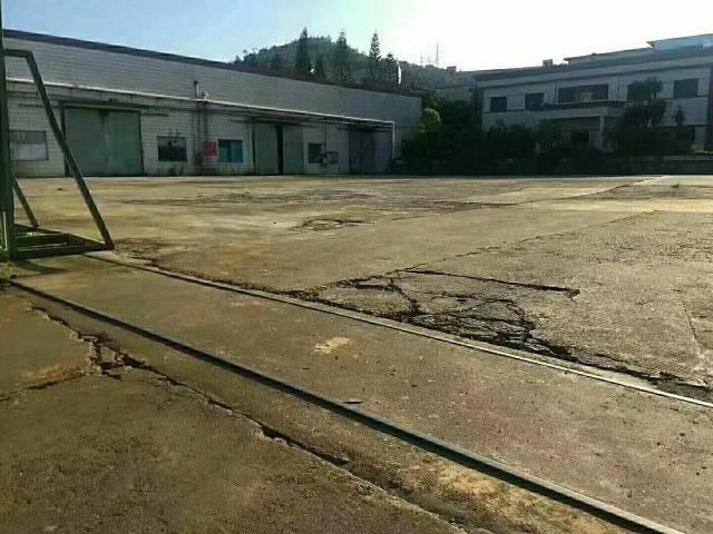 寮步,新岀11米高独院钢构厂房!! 厂房10000平米,长1