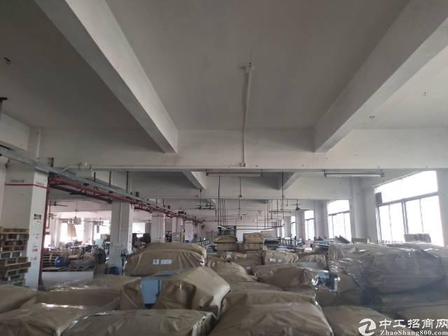 沙井和一新出独院厂房1到3层5000平方出租