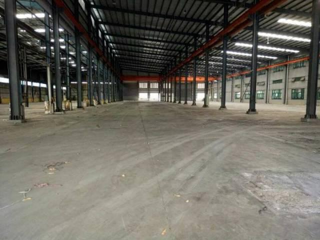 重工业、仓储行业福音,龙岗新出25000平米单一层厂房,厂房