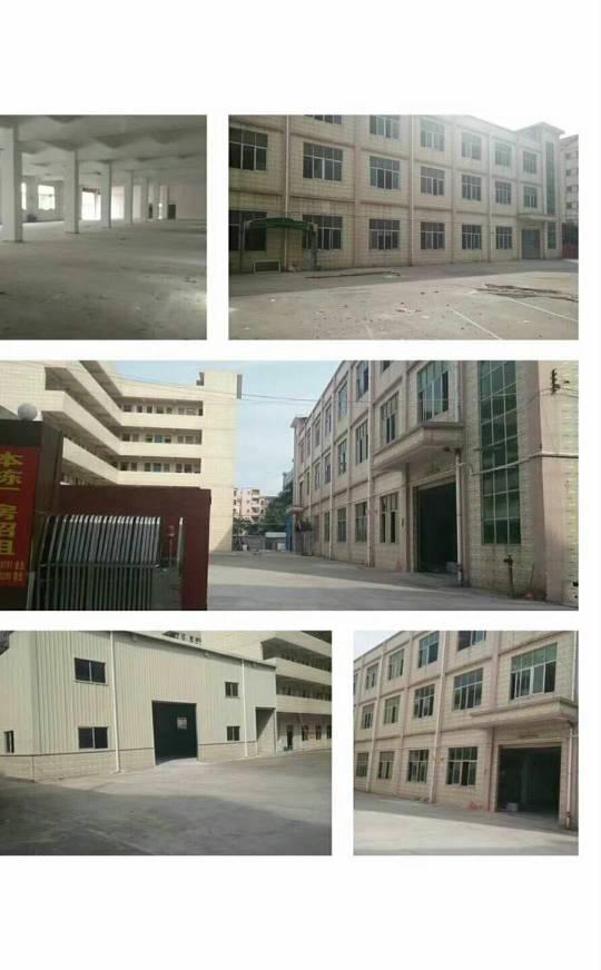塘厦靠深圳独院厂房 A栋三层每层:1430平方带2吨货梯!