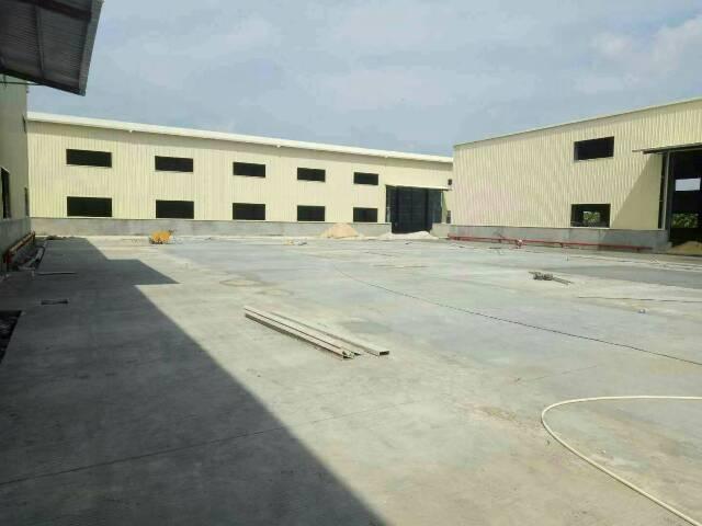 大岭山镇中心新出独门独院厂房20000平米,宿舍8000平米