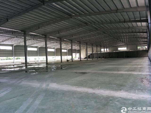 新出独院单一层钢构,滴水8.5米。-图4