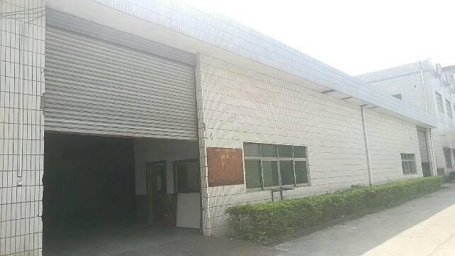 石岩红本独栋红本厂房单层面积4100m²