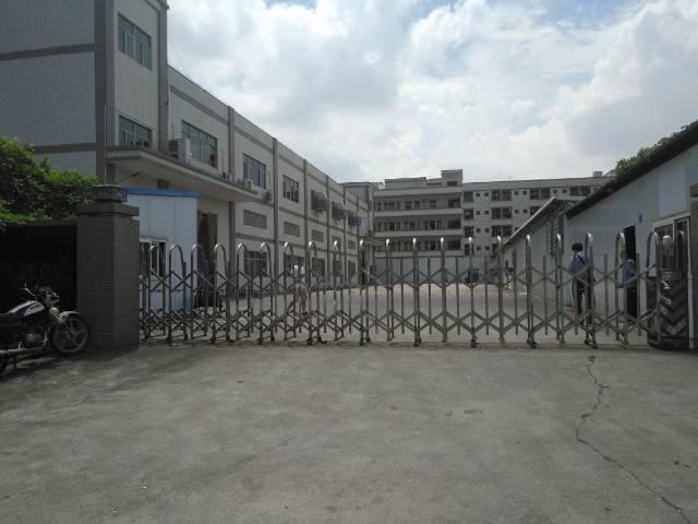 横沥镇新出标准厂房一到三层4200平方,宿舍1600平方