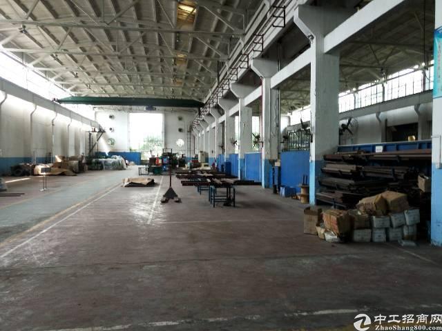 观澜福民新出一楼重工业厂房800平米