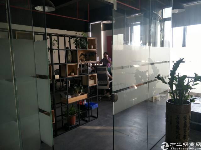 沙井后亭新出楼上厂房960平方
