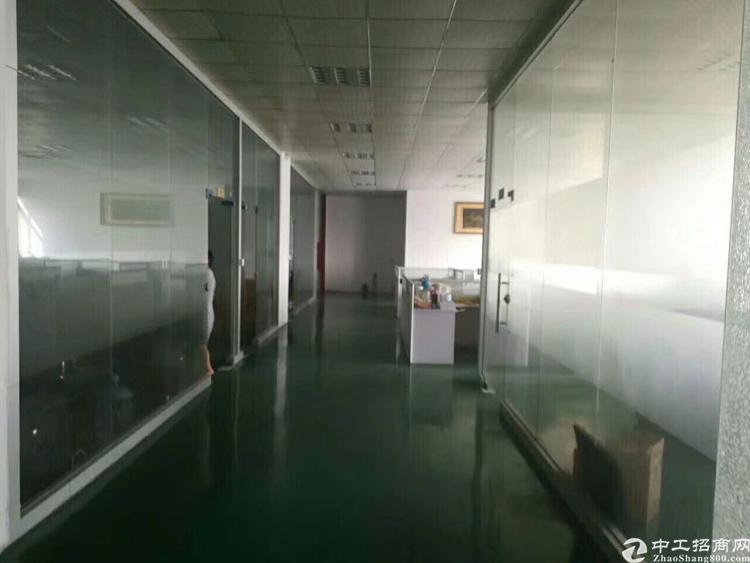 松岗3000平方独门独院红本原房东厂房招租-图3