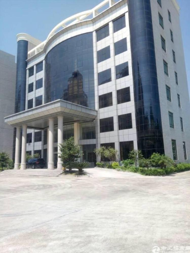 惠州带红本带装修厂房30000平米出售