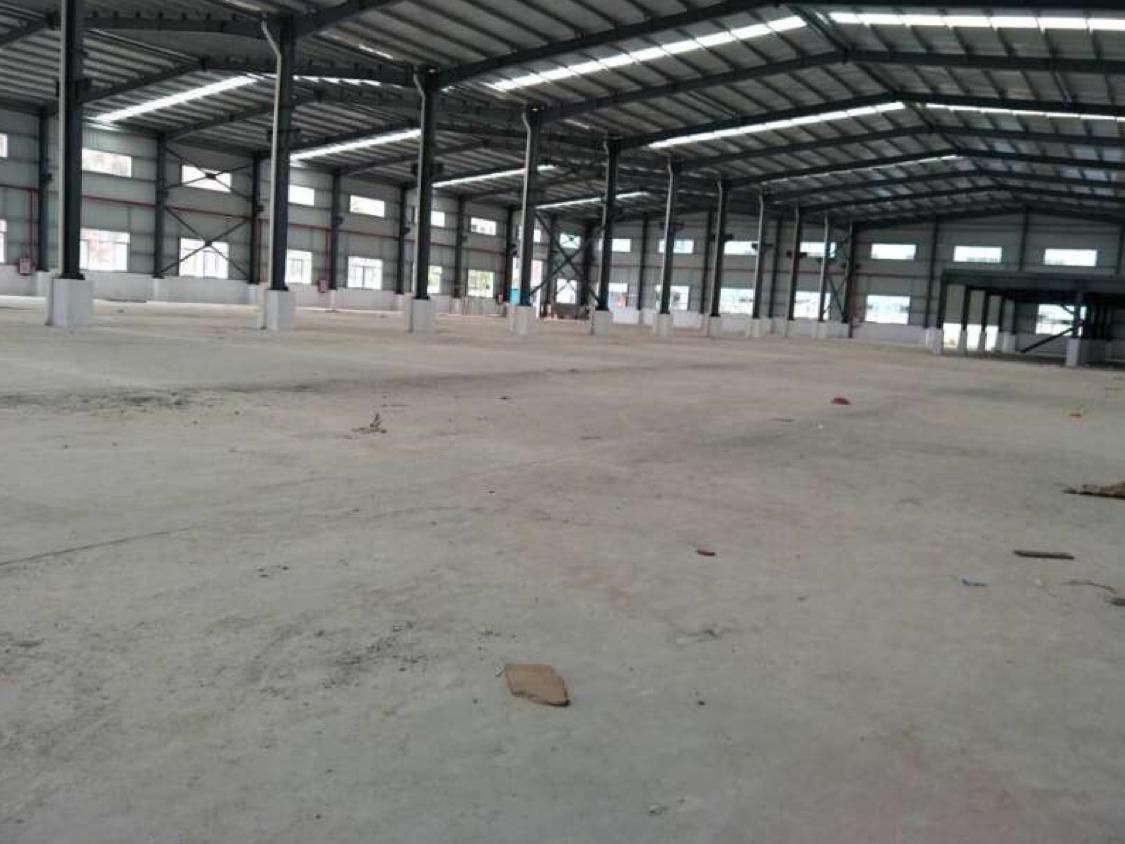 黄江镇镇中心全新独栋钢构热烈招商