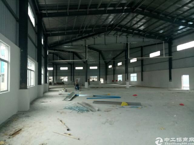 常平环城路边全新钢构独院厂房招租