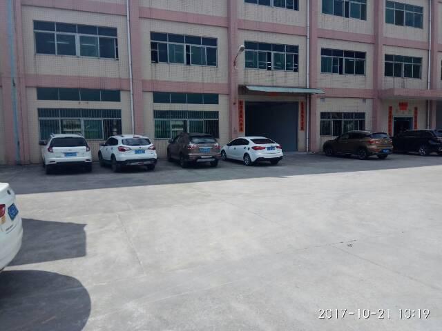茶山镇标准厂房一楼1300平方6米5高