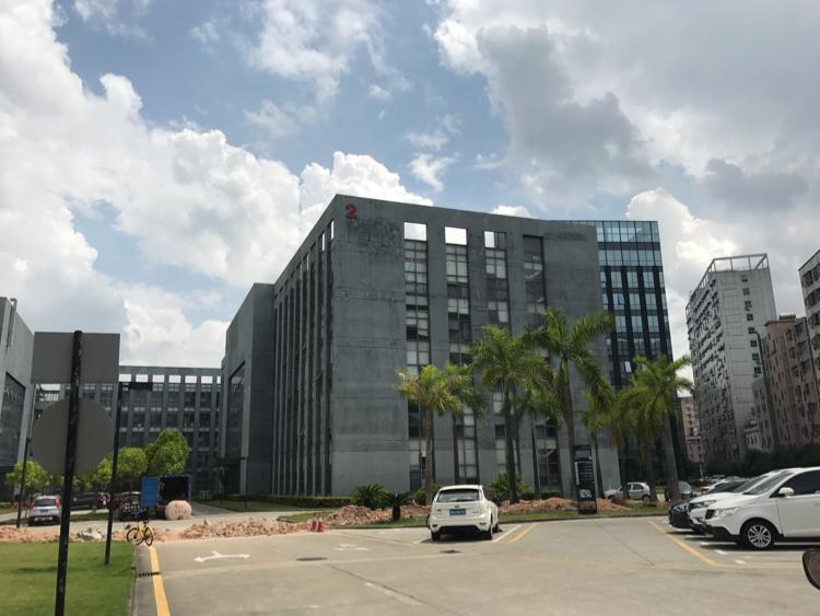 坂田华为总部附近独栋大楼