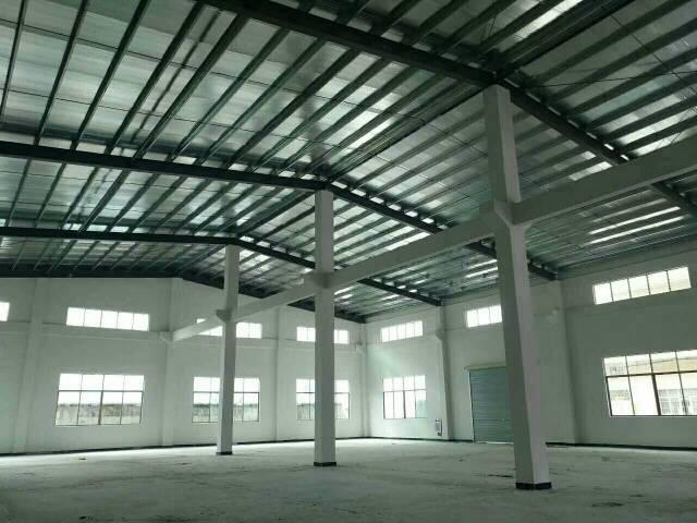3000平方全新钢构厂房出租
