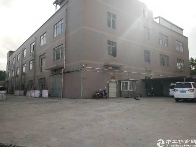 深圳龙岗龙东成熟工业区一楼厂房500平米急租-图5