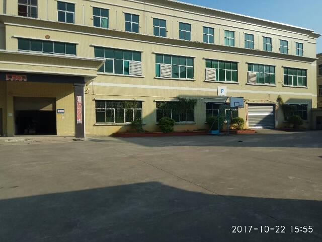 茶山镇独院厂房一楼1700平方