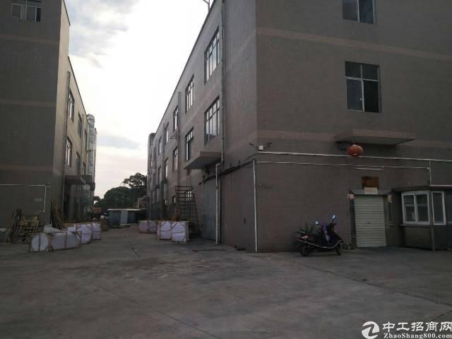 深圳龙岗龙东成熟工业区一楼厂房500平米急租