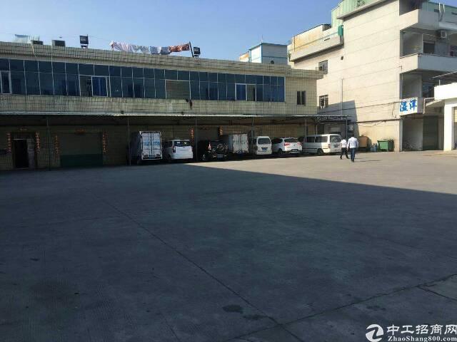 黄江工业区二楼厂房