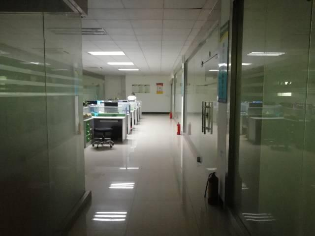 观澜泗黎路旁新出原房东厂房2200平方带精装修