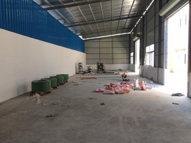 长安沙头实业老板自用多余380平米一楼厂房
