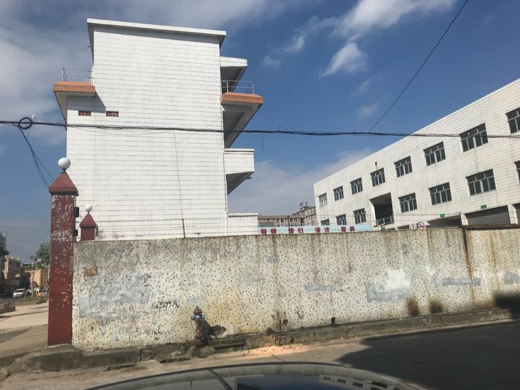 3300平米原房东独院厂房出租