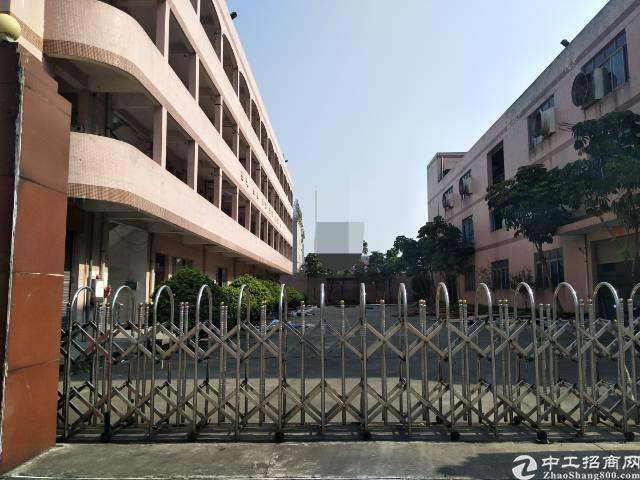 厚街附近独院标准厂房6500平方米招租