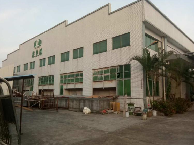 惠阳秋长街道办维布村工业园内一楼钢构厂房2500平方出租
