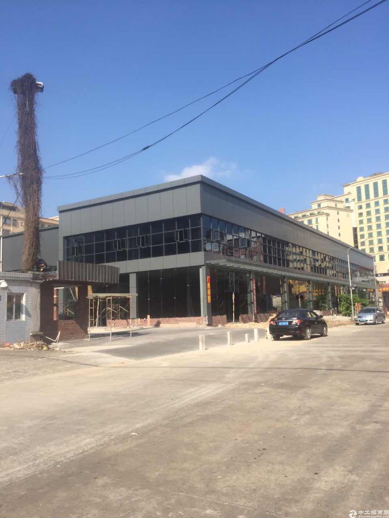 常平镇火车站附近新出独院钢构滴水9米厂房招租